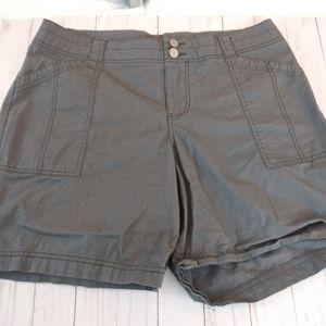 🎈Lane Bryant Gray Shorts